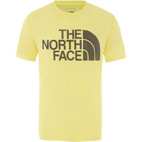 The North Face ATH Flight Better Than Naked SS Shirt Men tnf lemon heather